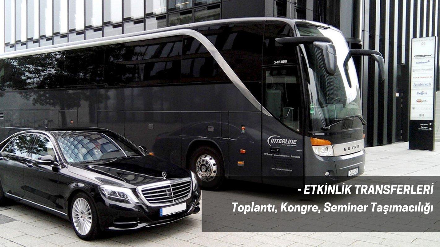 Gaziantep Vip Minibüs veya Otobüs Kiralama